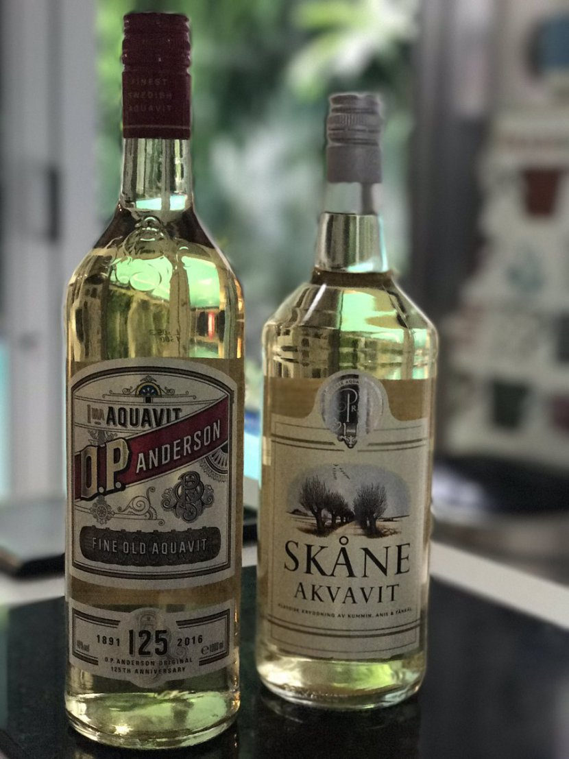 OP Anderson – the Swedish aquavit and the Scanian version, source:    https://topsy.one