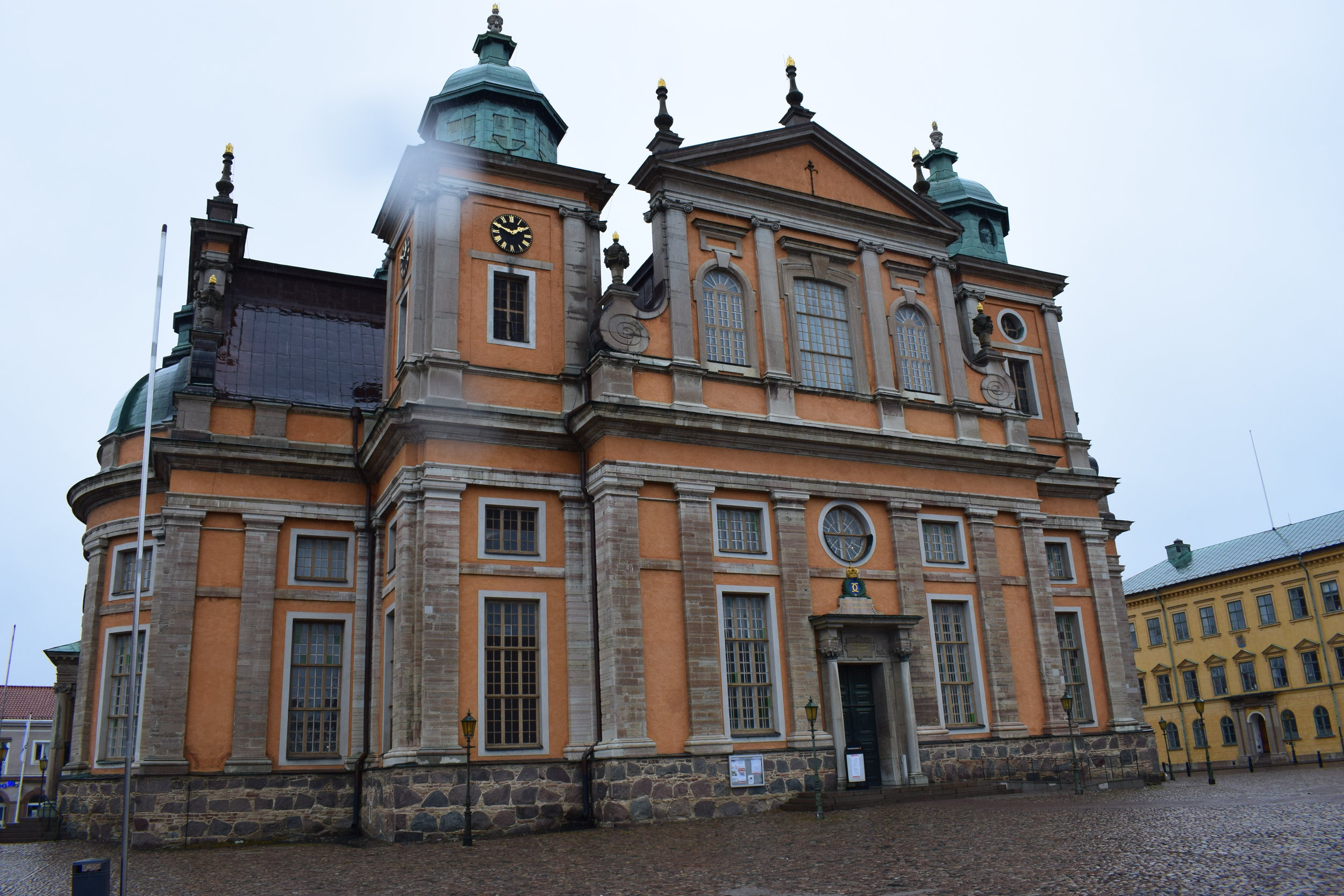 Nicodemus Tessin den äldre, Kalmar domkyrka (The Kalmar Cathedral), 1660-1682, Kalmar