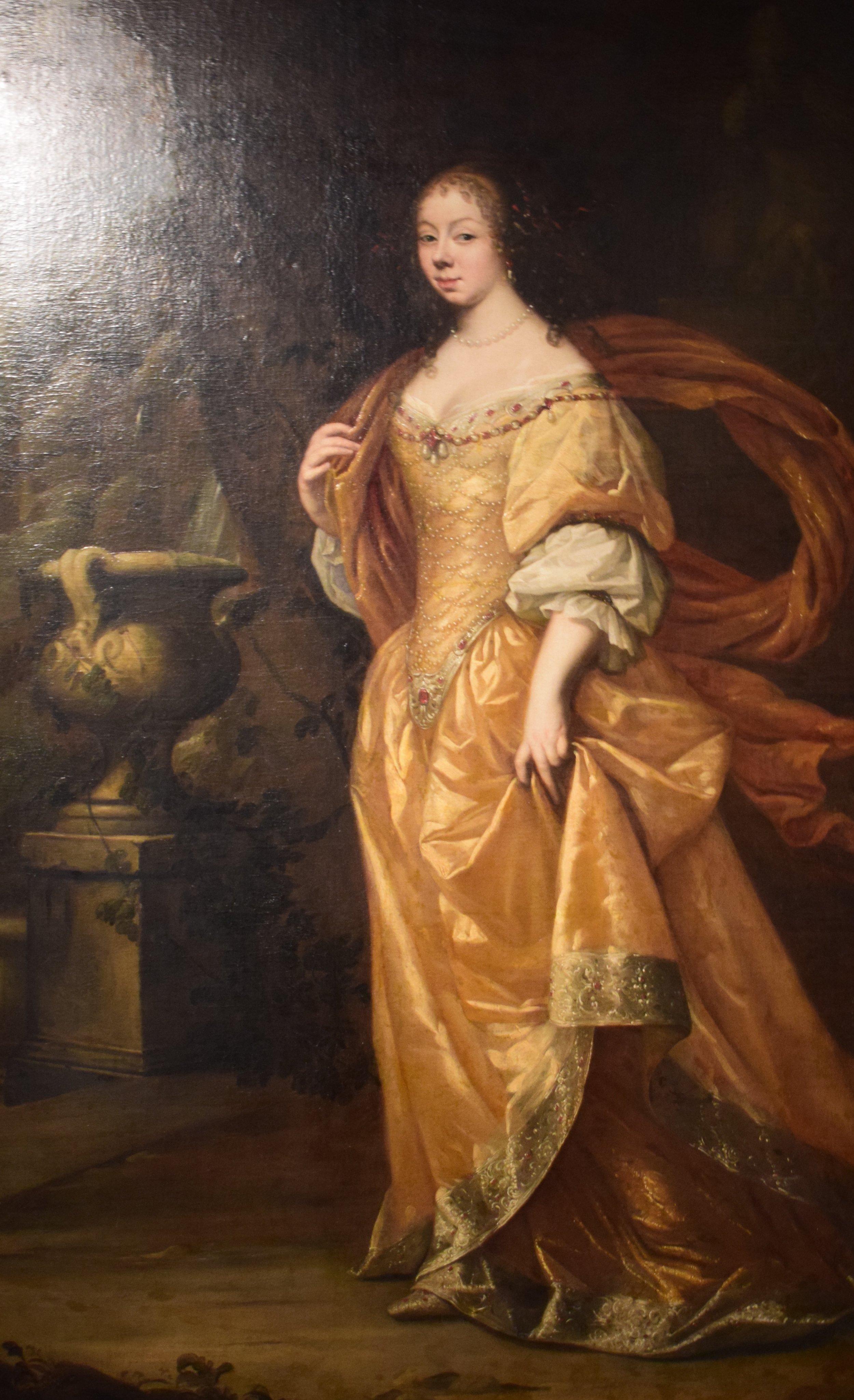 David Klöcker Ehrenstrahl, Ingeborg Banér, ok. 1662