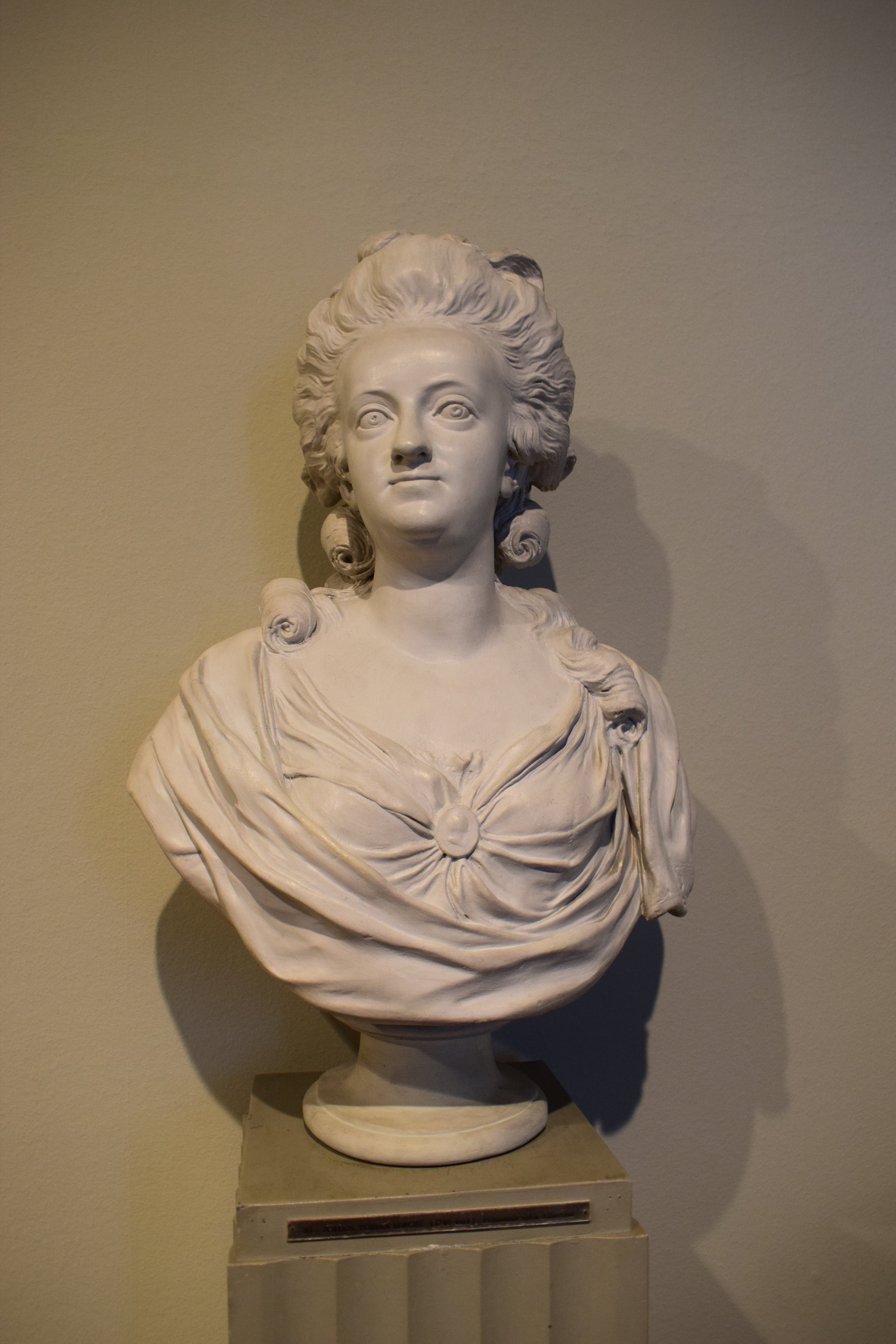 Johan Tobias Segel, Prinsessan Sofia Albertina
