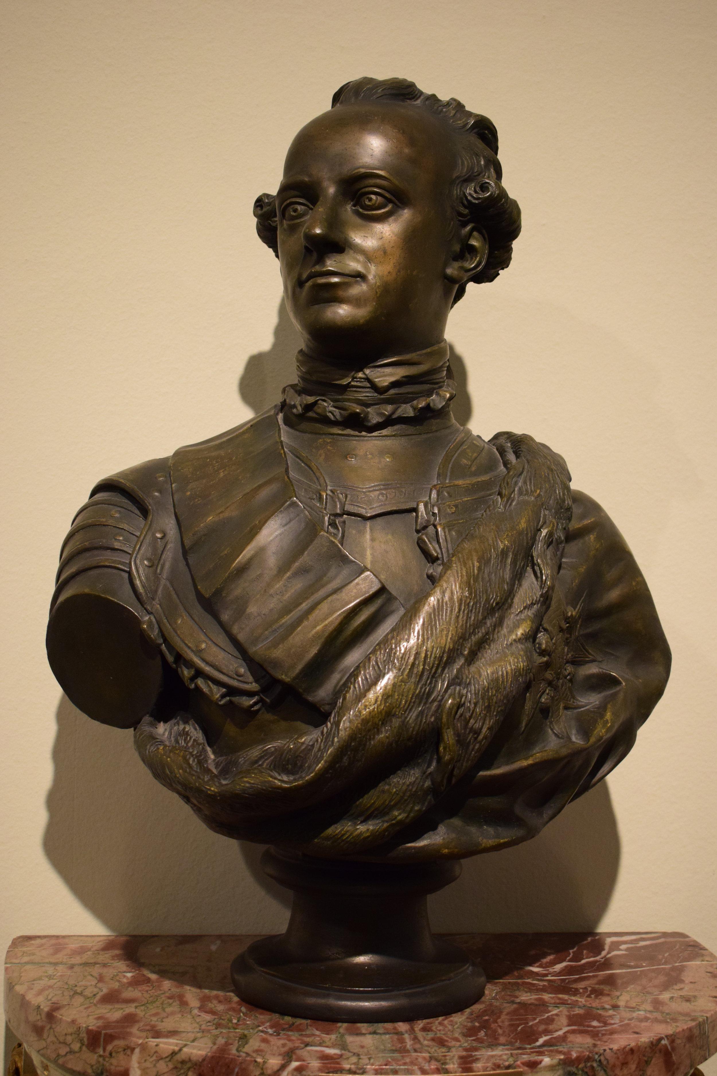 Johan Tobias Sergel, Karl XIII (Charles XIII)