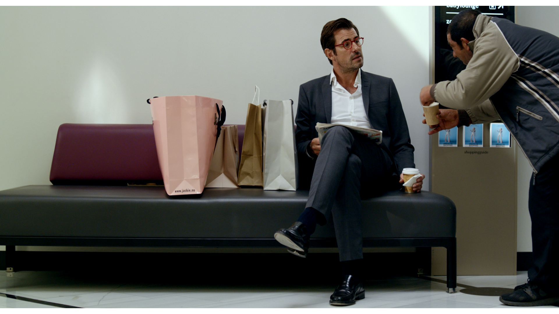 Claes Bing as Christian, source: www.magpictures.com