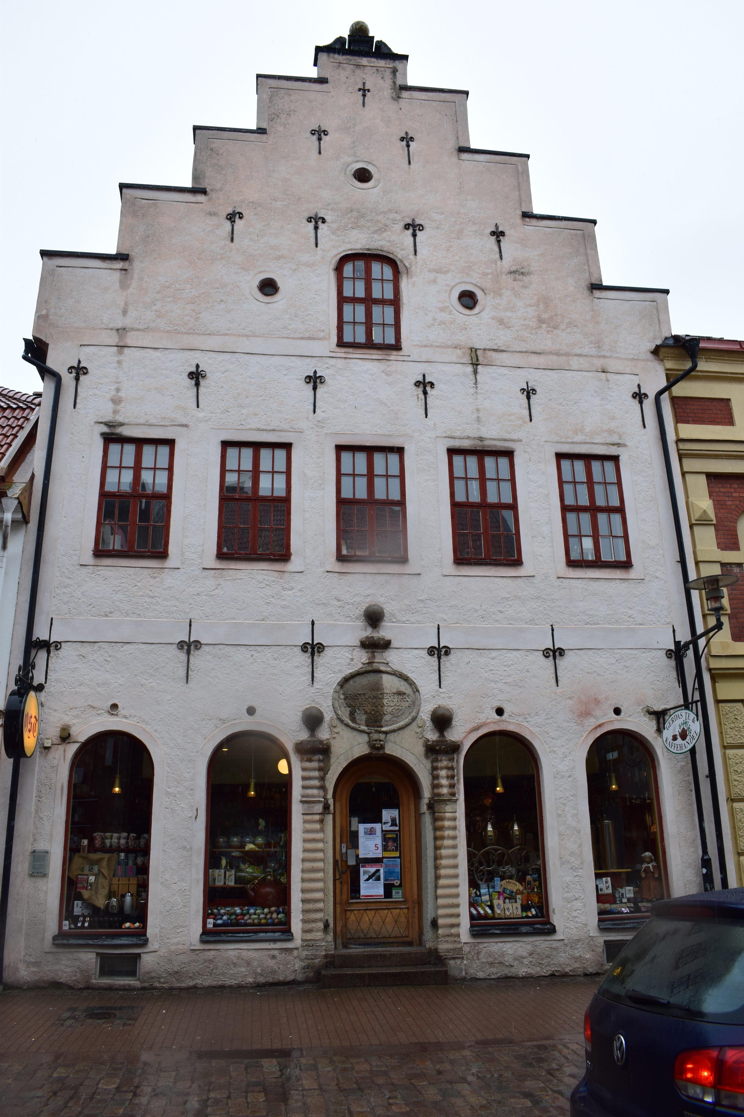 Kalmar, Castens house