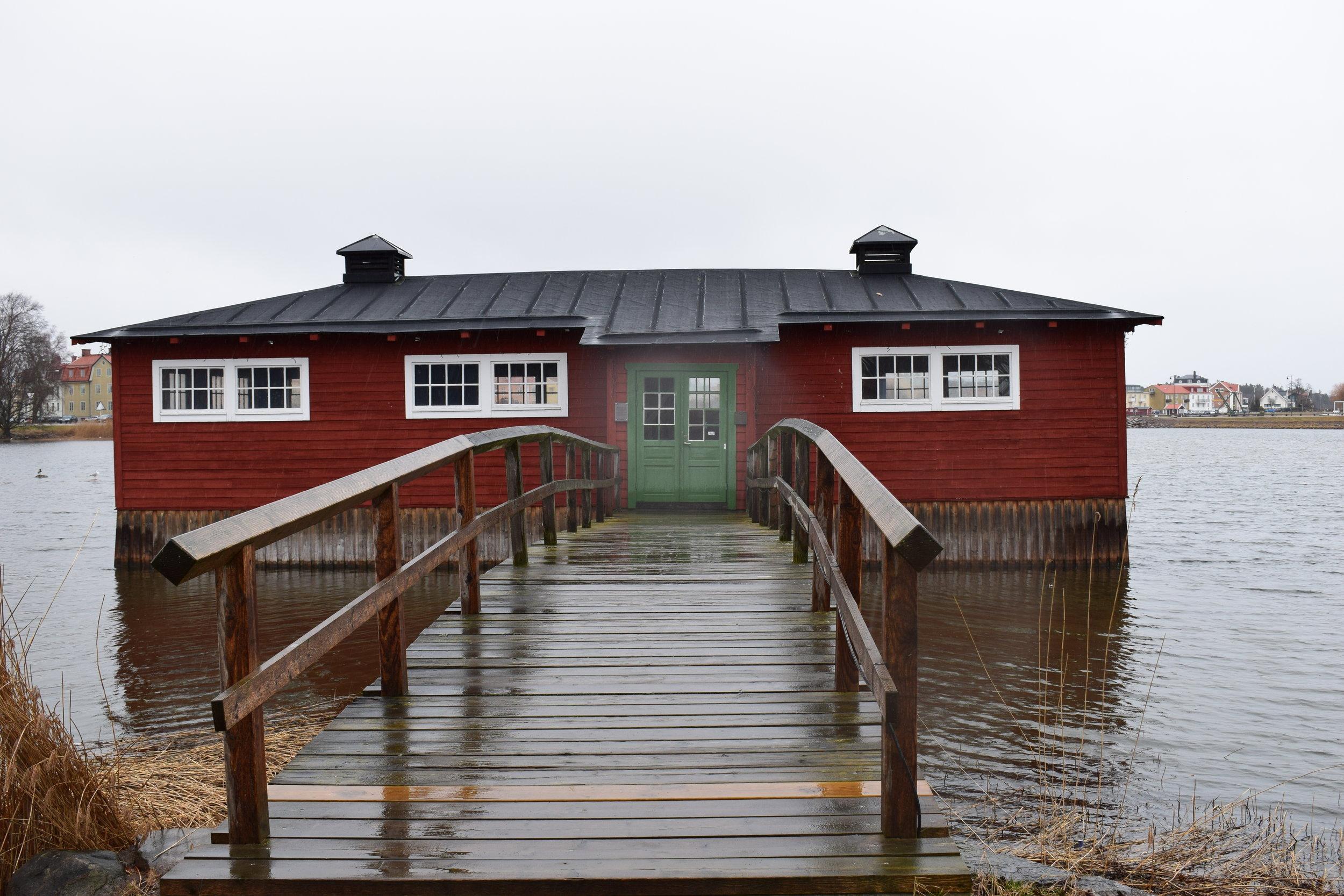 Kalmar, Klapphuset