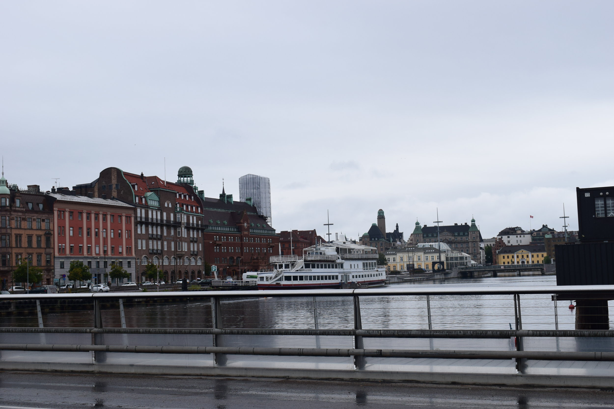 Malmö - View of the city