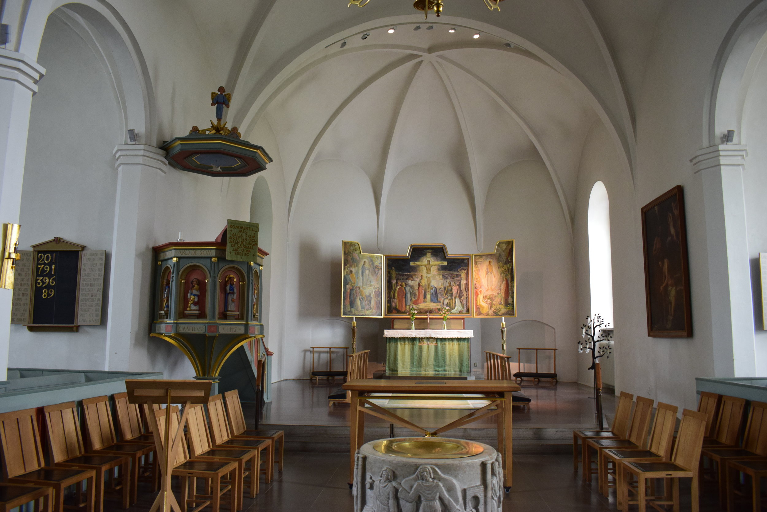 Ängeholm church