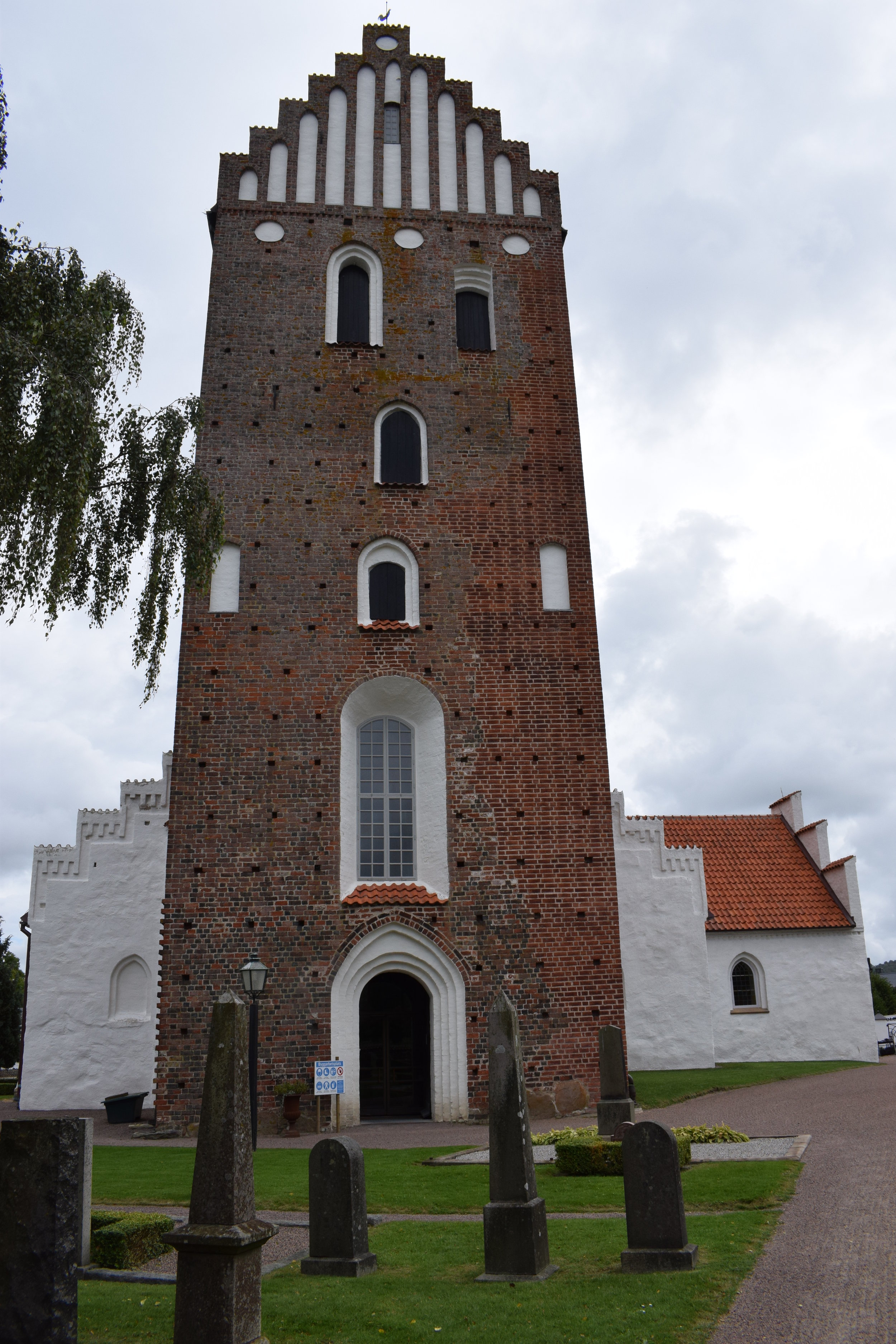 Båstad church