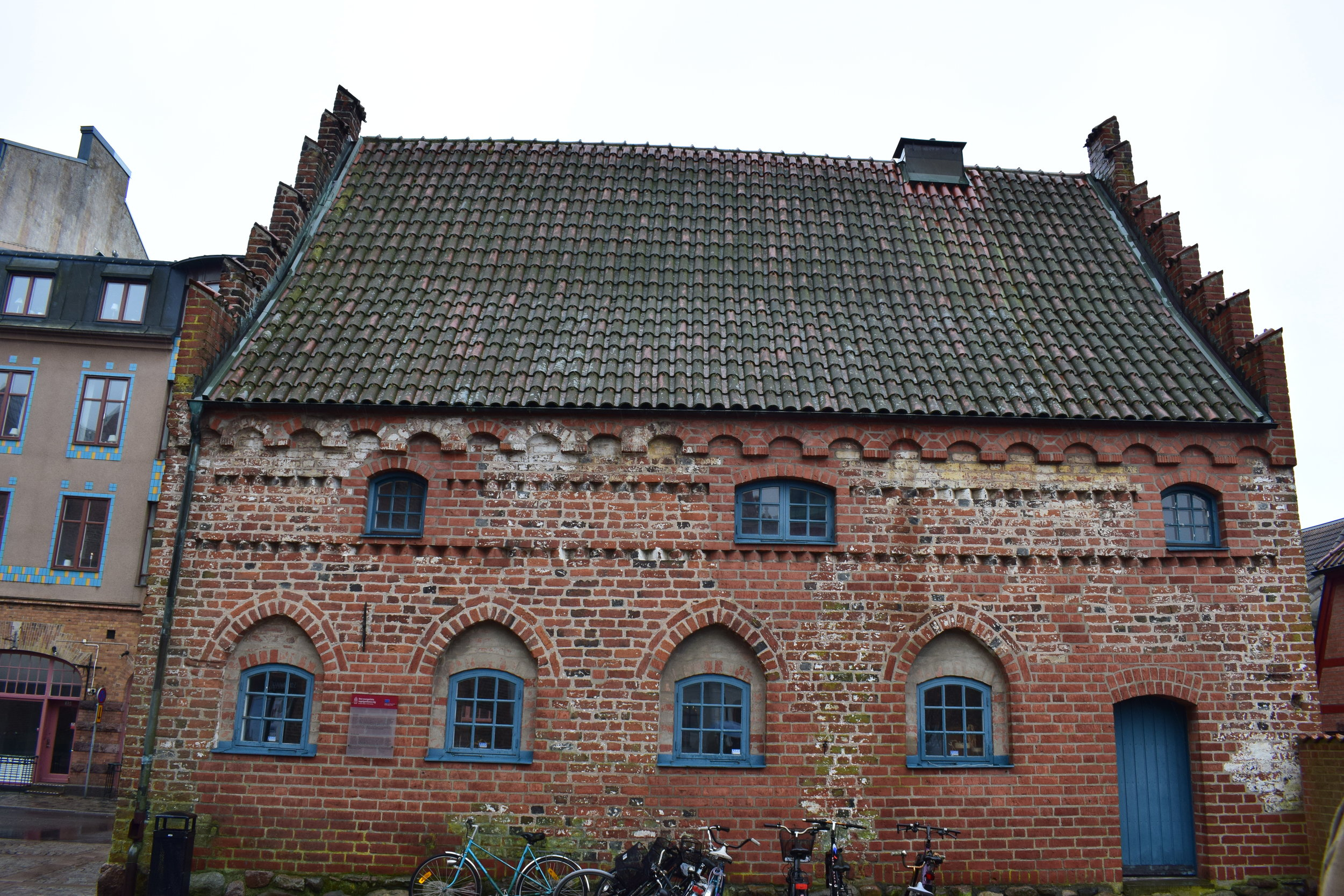 Ystad, the Latin School