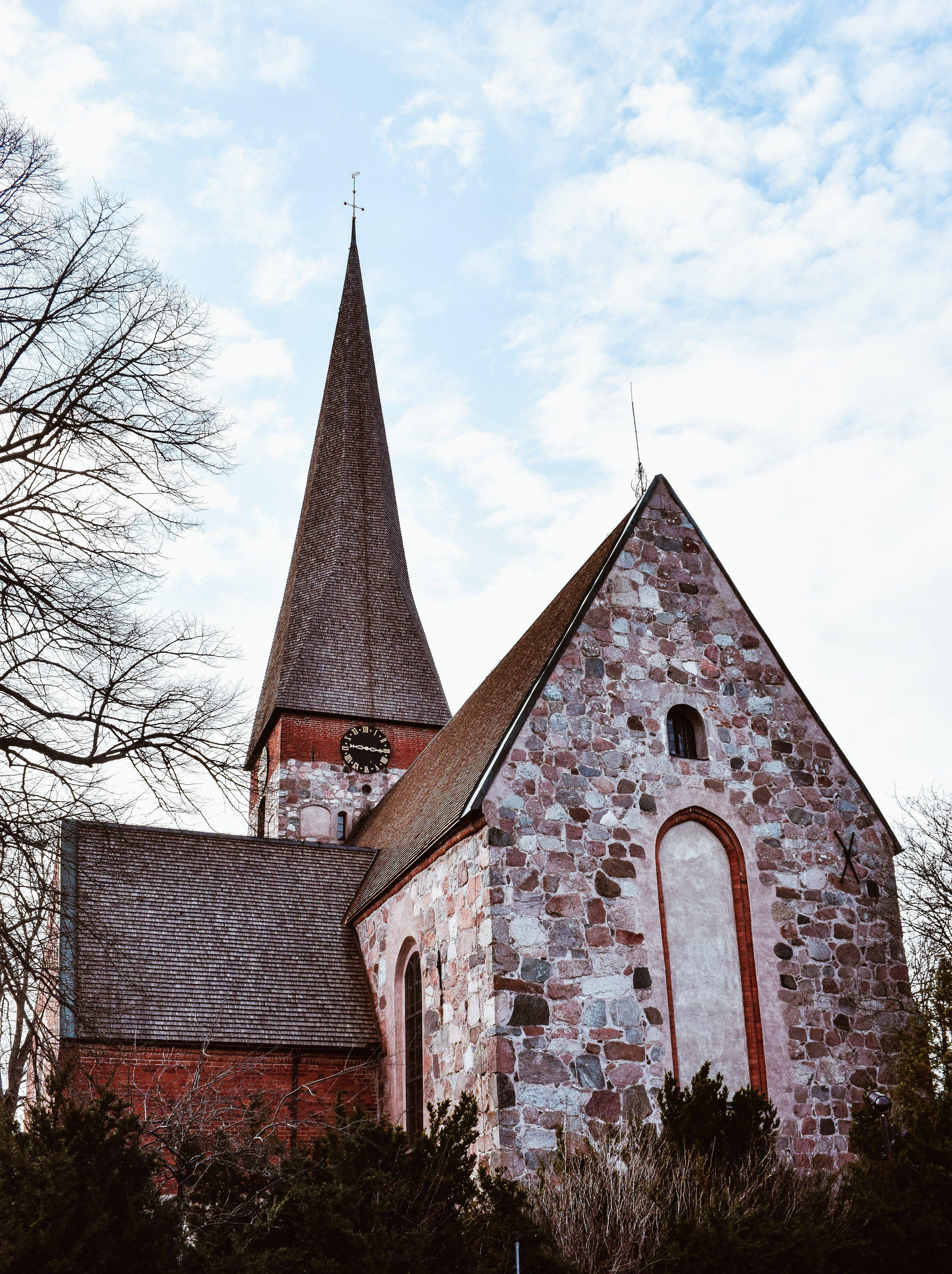 vaksala church -