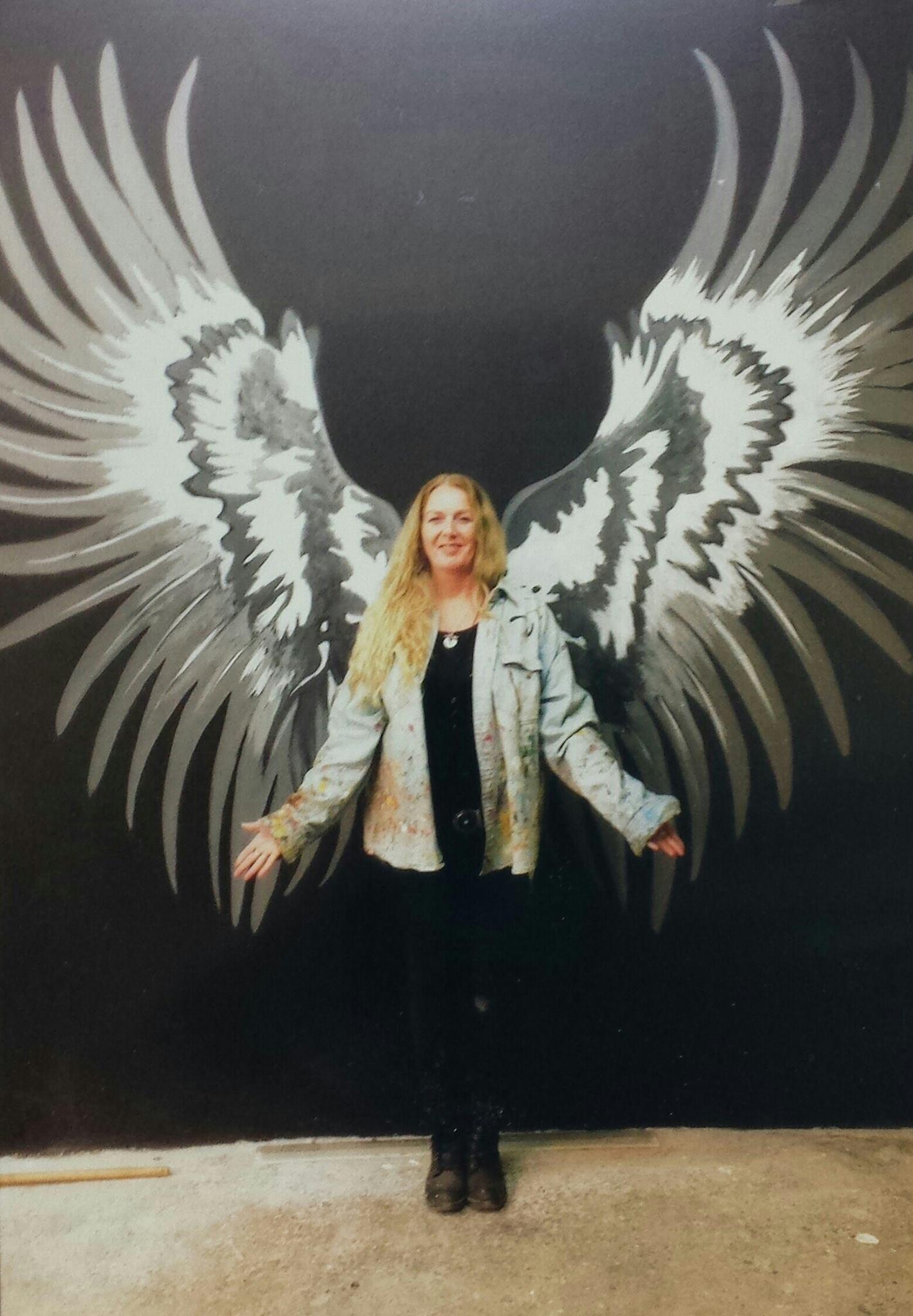 Angel Wings in Holland