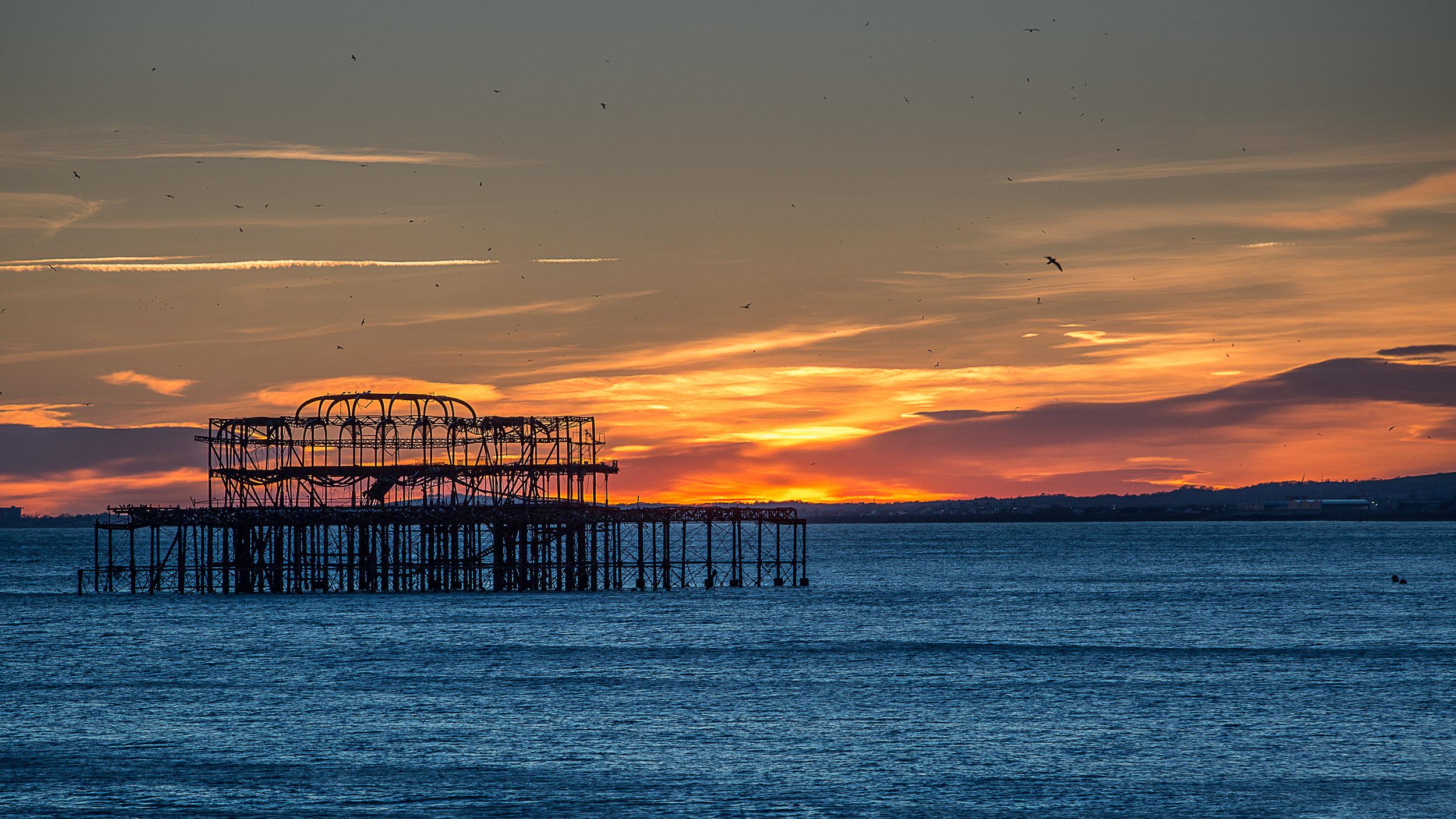 Brighton-Pier Golden Hour.jpg