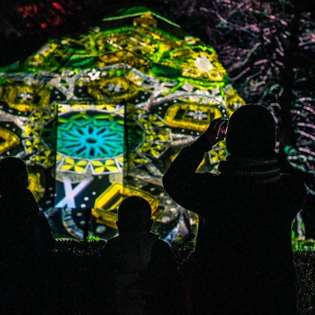 Humanity, our collaboration with Duncan Forsyth, was created to celebrate the cornerstones of humanity; love, courage, tolerance, respect, & faith. #luma2019 #lumaqueenstown #nocturnal #humanity