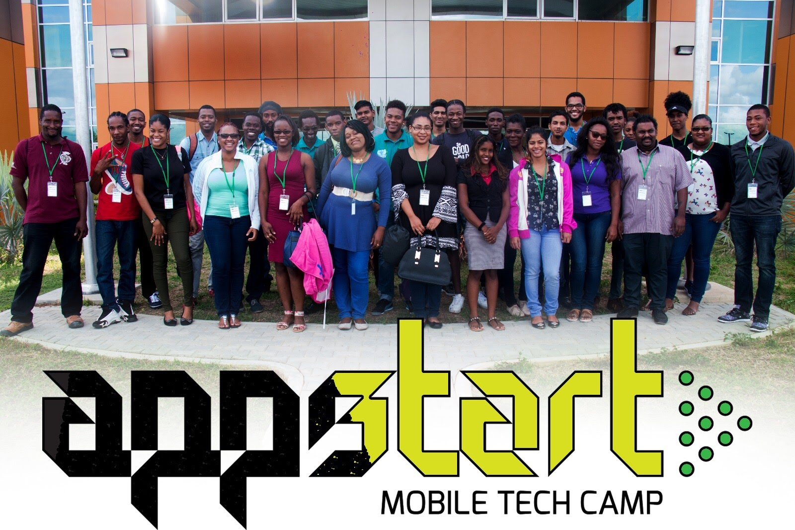your future in your hands - Appstart tech camp