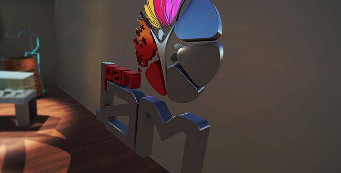 The steelpan goes virtual - Panjam