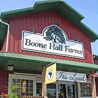 Boone hallfarmers market -