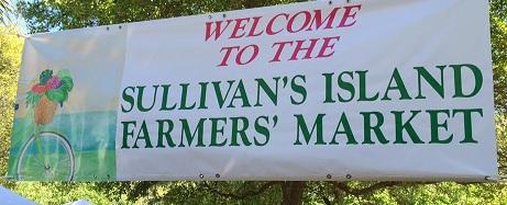 sullivans islandfarmers market -
