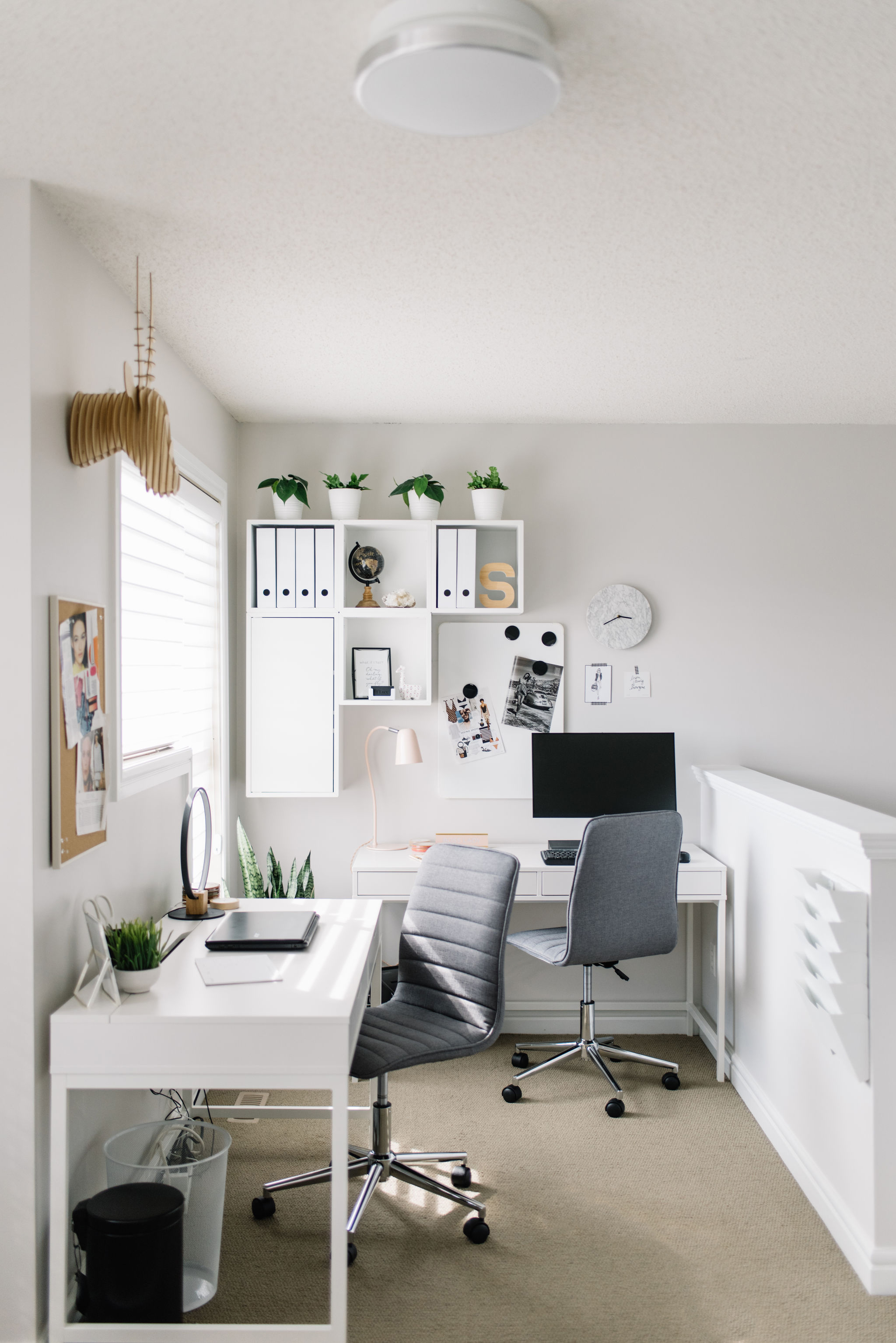 minimalist home office design