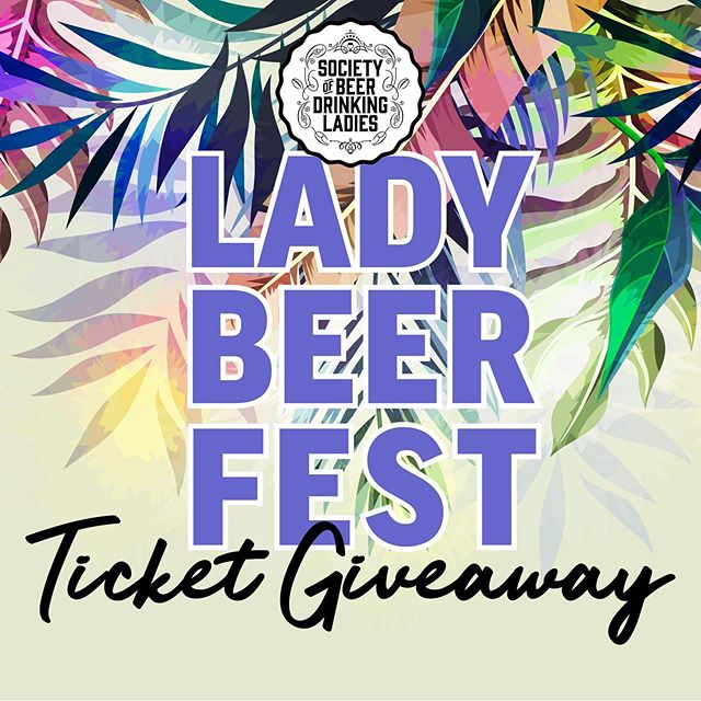 ✨G I V E A W A Y ✨ Win two tickets to Lady Beer Fest! . Lady Beer Fest 8 is coming up this Saturday and we're giving away a pair of tickets to celebrate one of our favourite clients! . Contest Details: 1. Follow @inspomail and @ladiesdrinkbeer 2. Like this post 3. Tag a friend from your #ladybeersquad 🍻  Multiple entries allowed. Winner will be chosen at random. Contest closes September 26 at 11:59pm EST. Must be 19+ to attend.