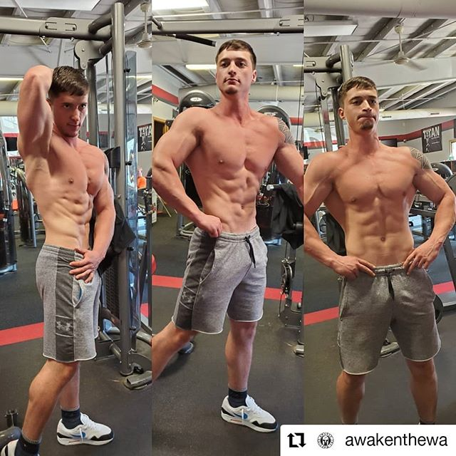 #Repost @awakenthewa • • • • • • Ashton Watson at just over 8 weeks out!! @watson001_fit will compete at Teen, Novice and Open!!! . . @thor_physique @joelaxton . . #joesgymindianola #joesgymfamily #twomore #joesgymtakeover #wewillownthisshit #thecoaches #theteam #therightplaceattherighttime #npcmensphysique #leadership #npcmidwest #awakenthewarrior #npc #npcmidwest