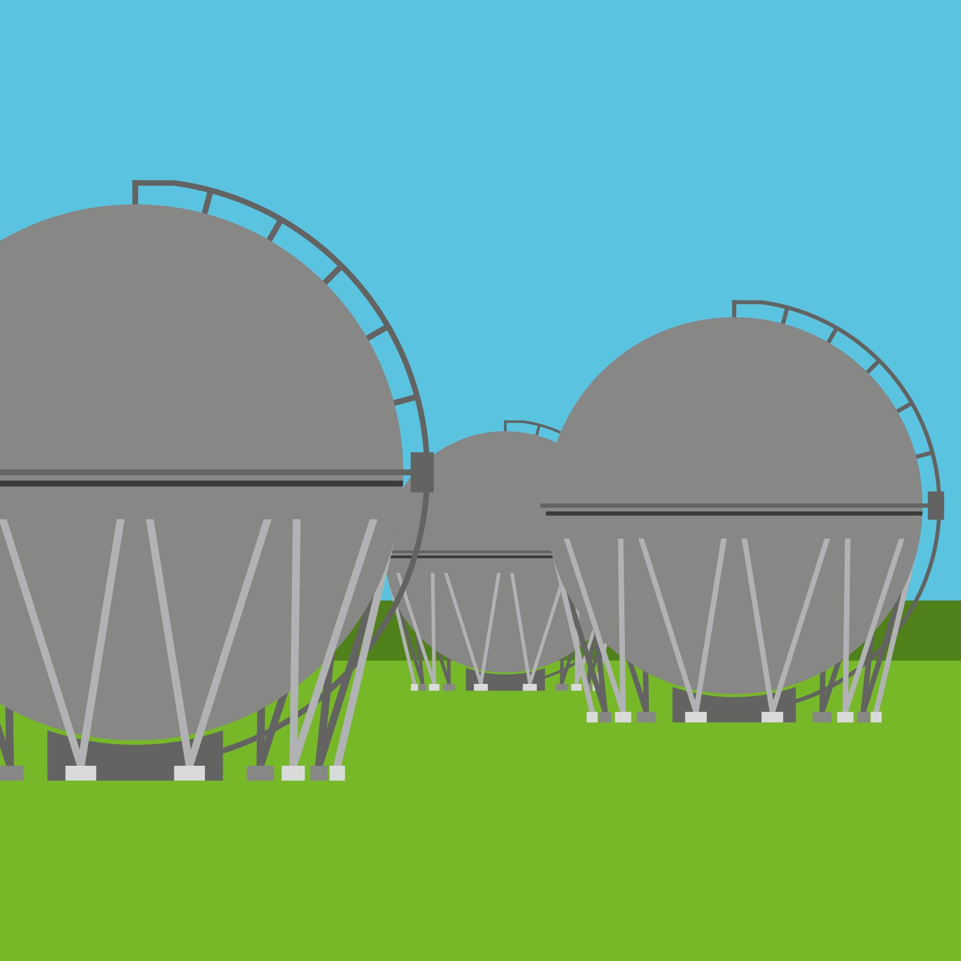 Gasballons