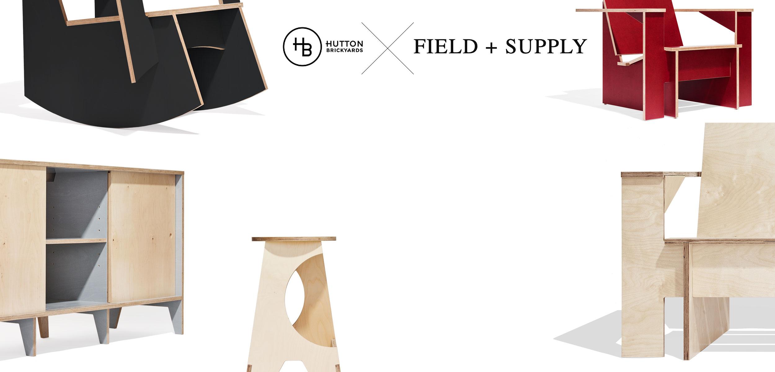 Field + Supply 2019 - May 24, 25+26 - Hutton Brickyards, NY