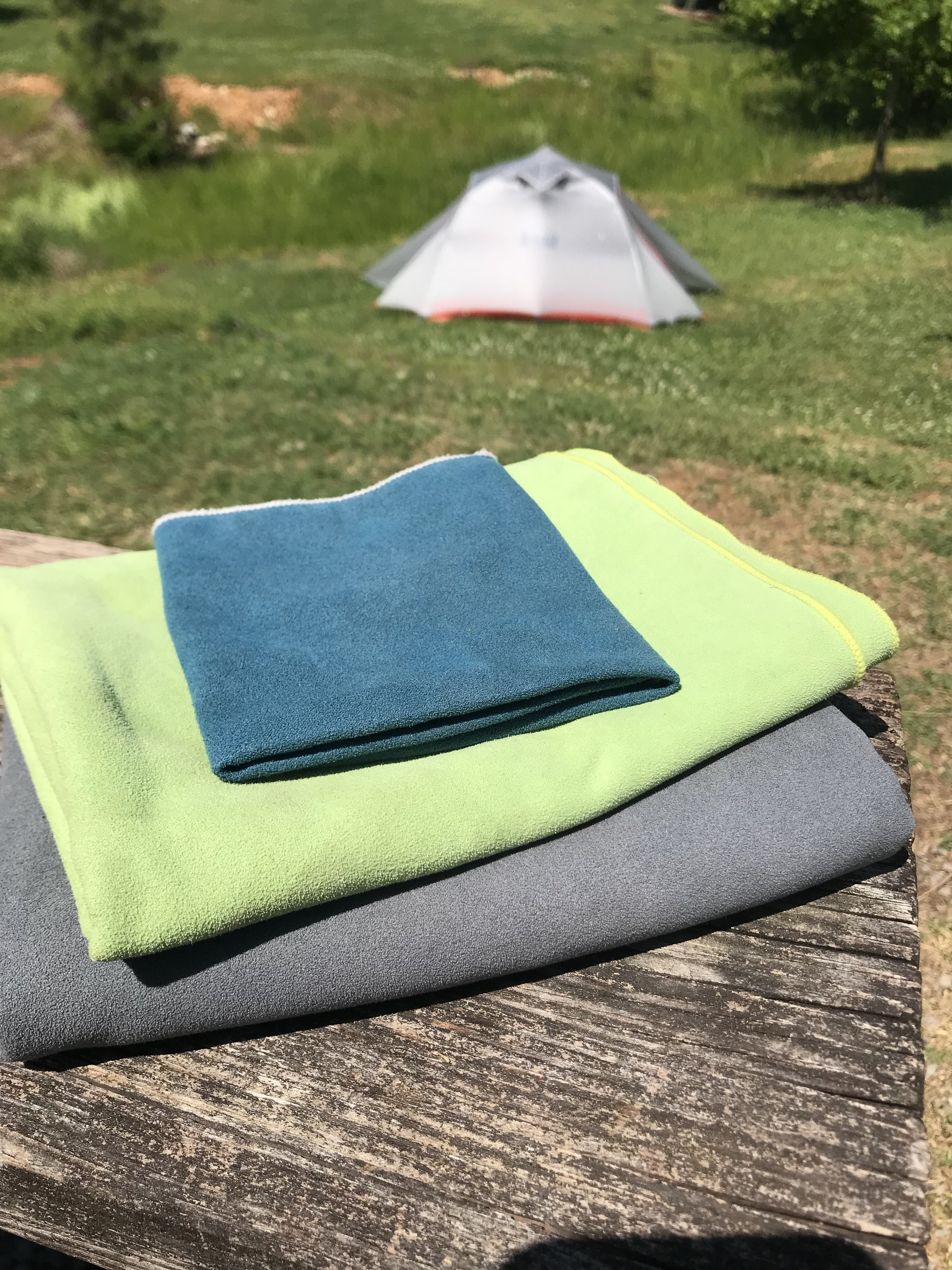 These are great for our family for camping, hiking or just day to day use, especially when living in a tiny space!