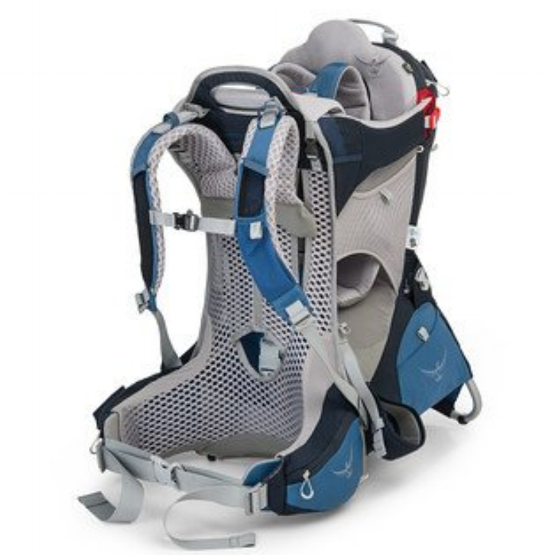 Picture showing adjustable torso, straps and harness. (Picture from Osprey's website)