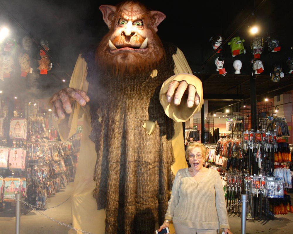 Queens Chronicle -Both tricks and treats can be found at Rubies