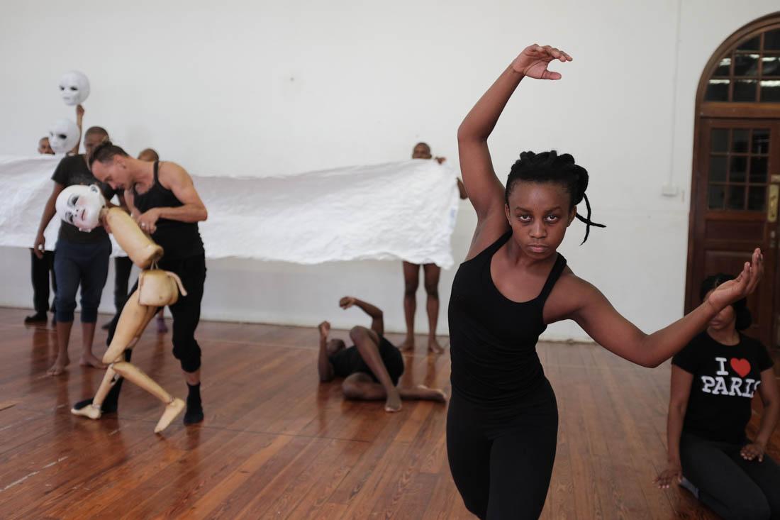 dancer - workshop