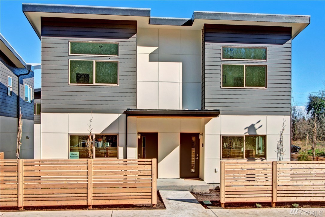 Seattle Townhome For Sale