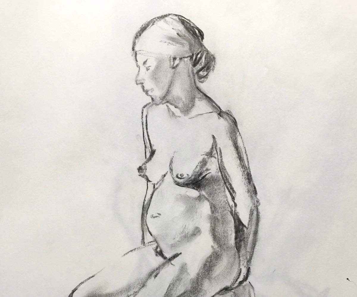 SKETCHES - View sculpture sketchesWatercolor portraits link