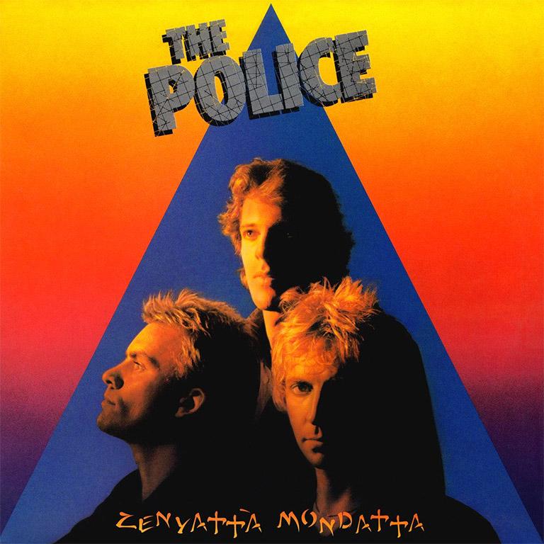 Zenyatta Mondatta — The Police