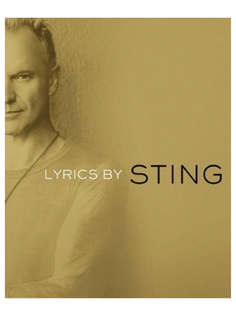 Lyrics By Sting - Sting