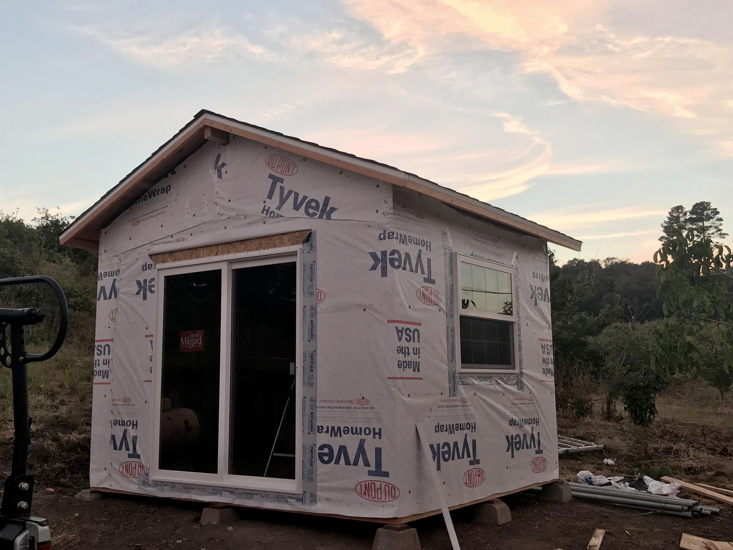 Building Paper/Waterproofing