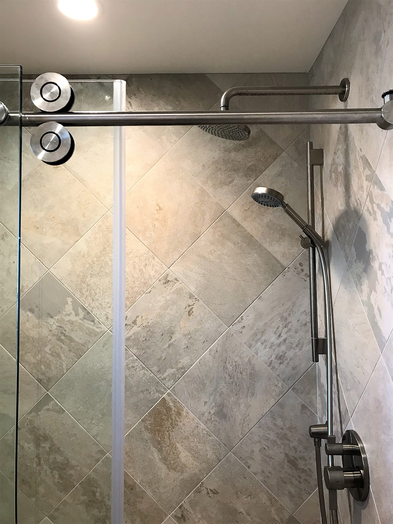 Frameless Sliding Shower Door