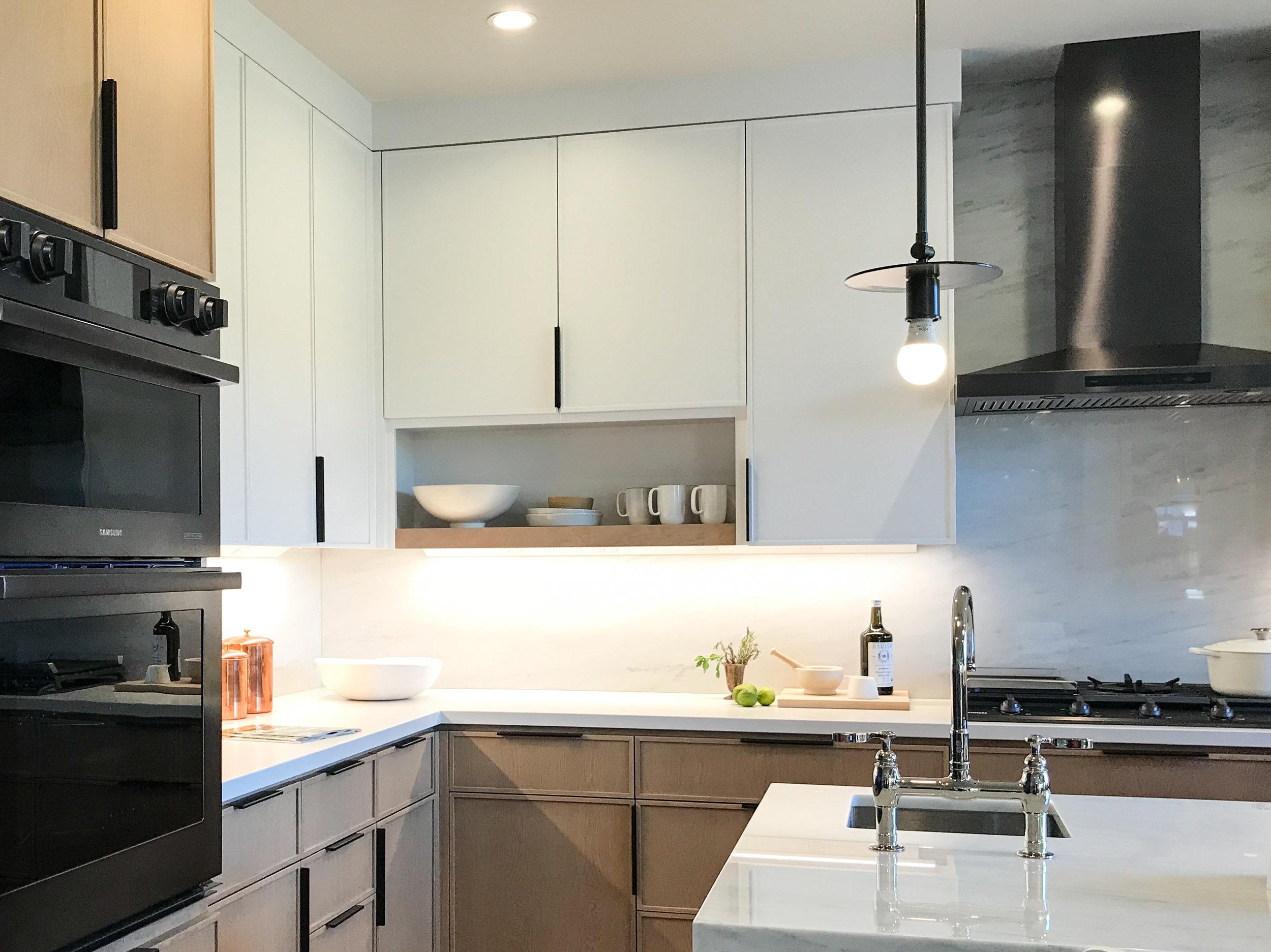 Photo taken at the Sunset Idea House 2018    Interior Designer: Lauren Nelson Design, Developer/Design Build Team: DeMattei Construction, Inc.