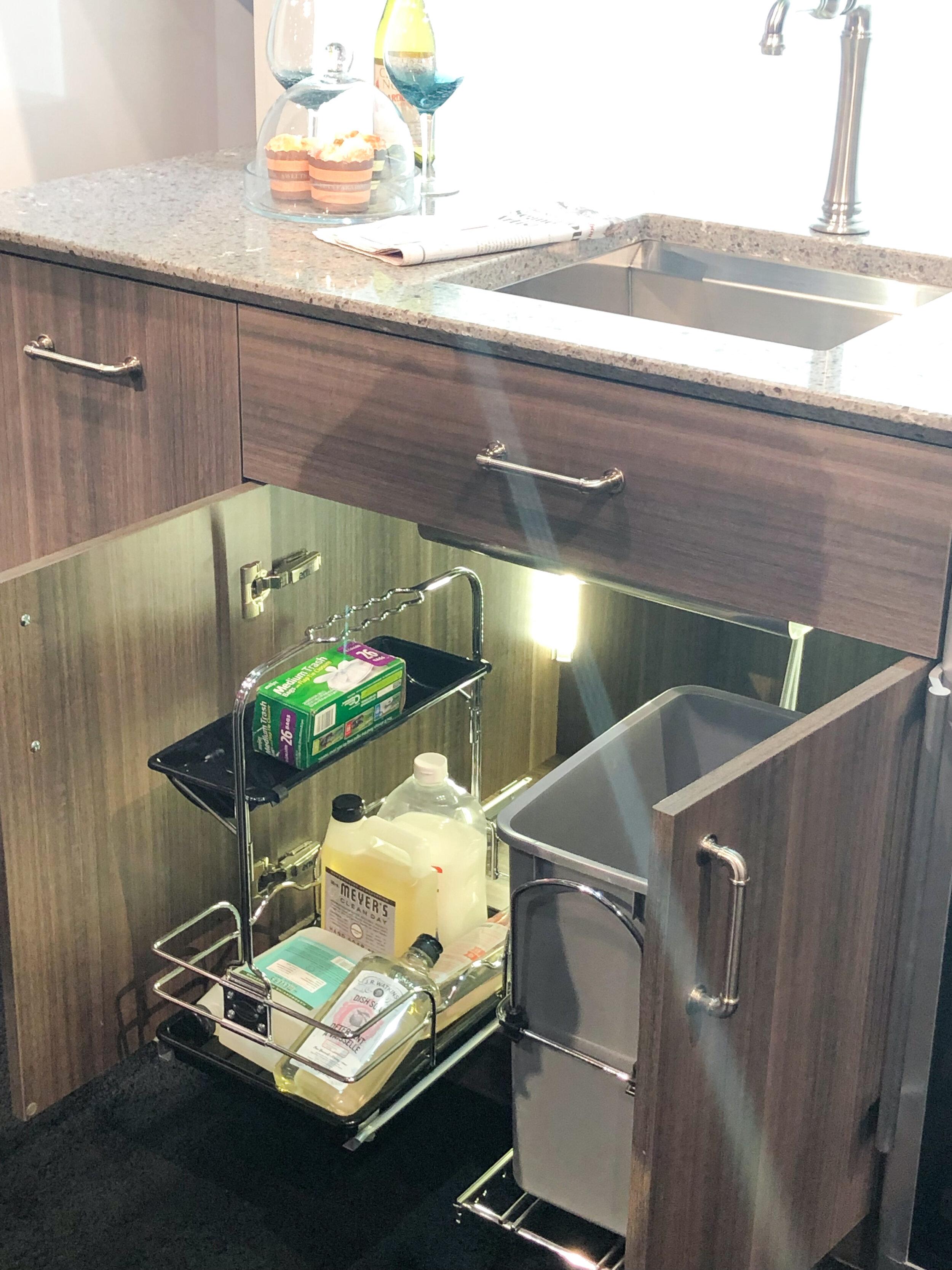 Under Sink Storage Options E L Designs