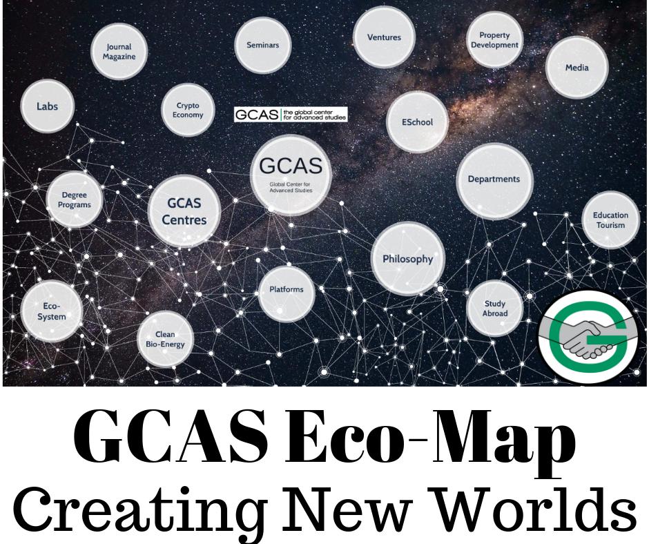 GCAS Map