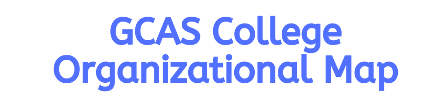 GCAS College Organizational Map.png