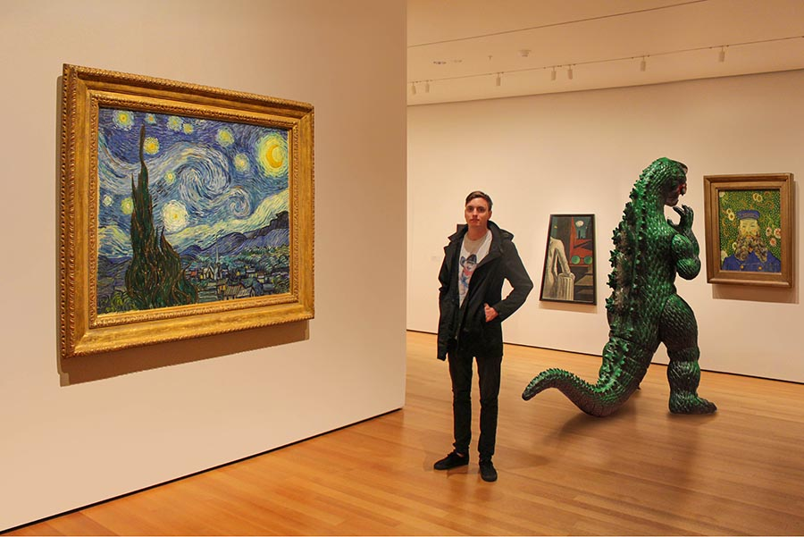The Museum of Modern Art in New York City