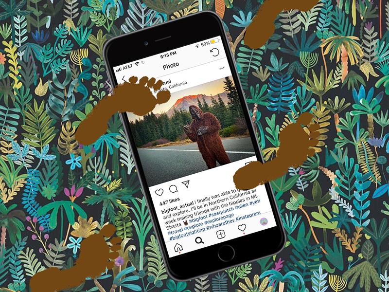 bigfoot-on-instagram