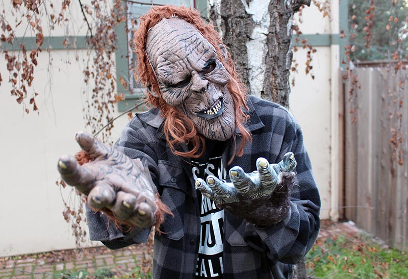 The prankster behind Bigfoot's social media has been dressing up as the fabled creature for years.