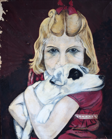 """Mary and Her Dog"""