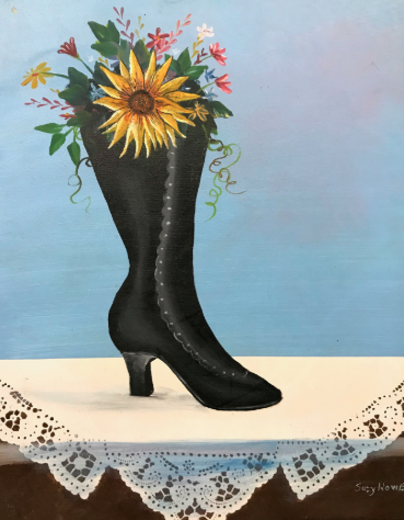 """Boot Bouquet"""