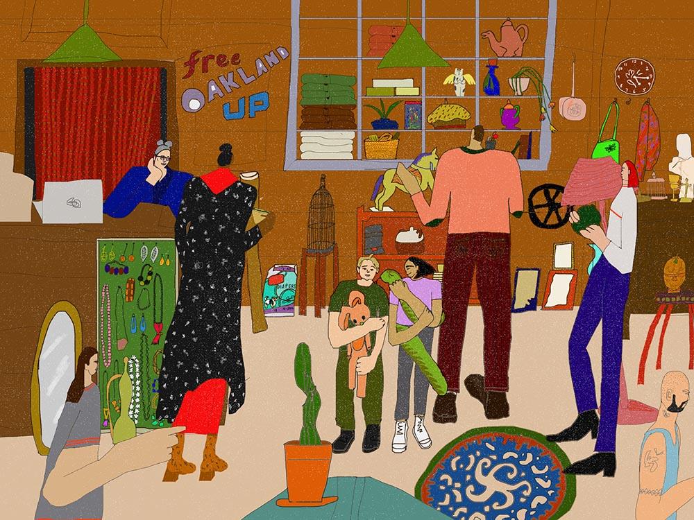 Art by    Hannah E. Buckman