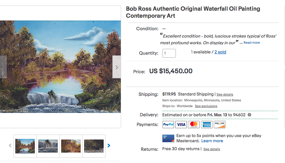 original_bob_ross_painting_ebay