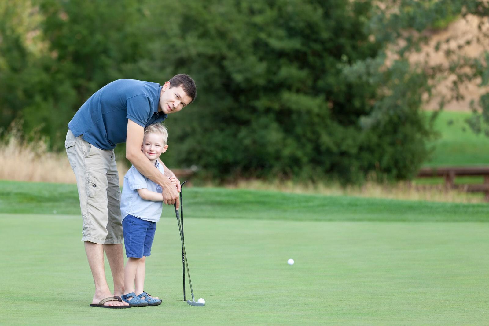 Junior Golfer