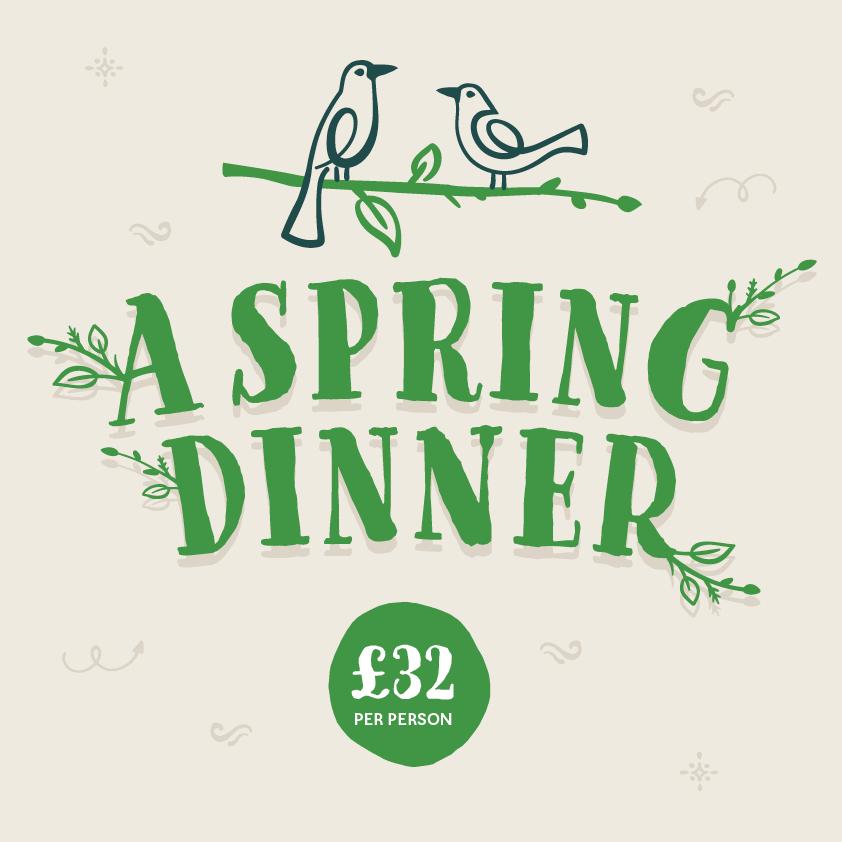 Spring Dinner