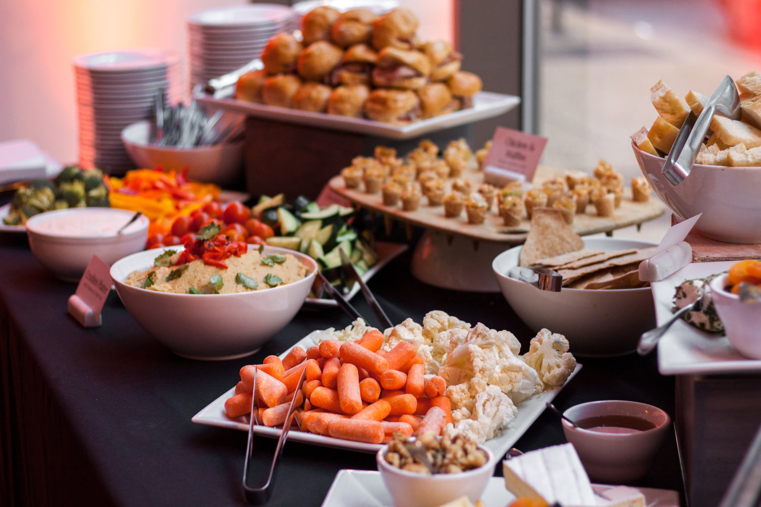 Wedding Catering The Fifth Wheel Catering