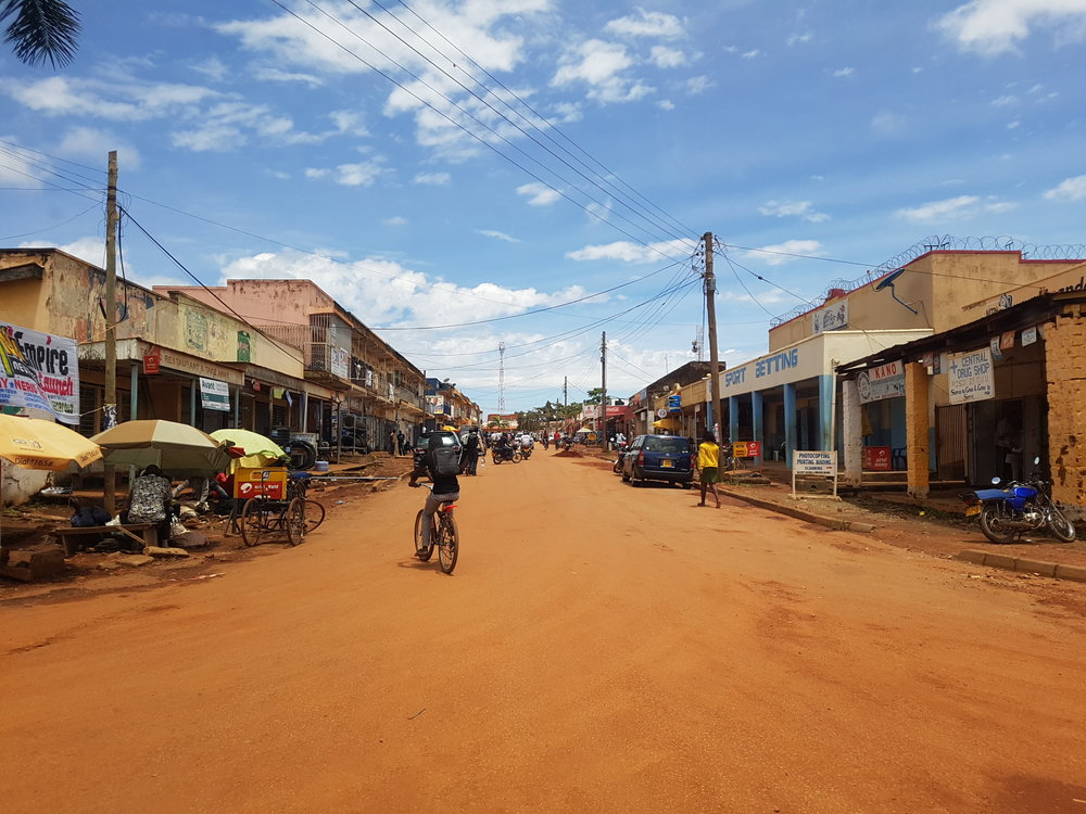 Central Gulu, Northern Uganda